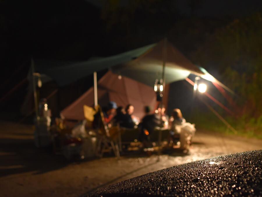 天気 ほったらかし キャンプ 場