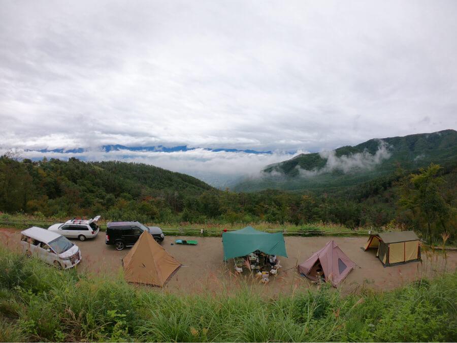 キャンプ 場 ほったらかし