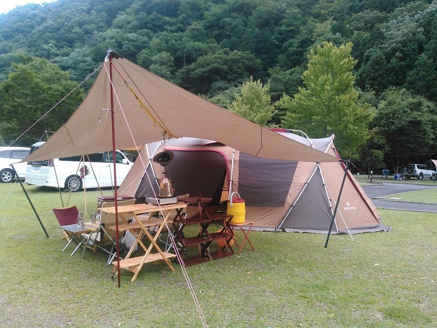 雨 対策 キャンプ