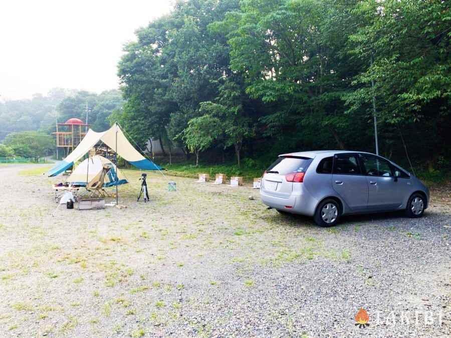 くつ わ 池 自然 公園 キャンプ 場
