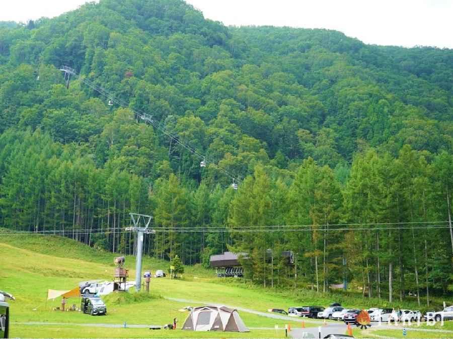 丸沼高原オートキャンプ場(群馬県)