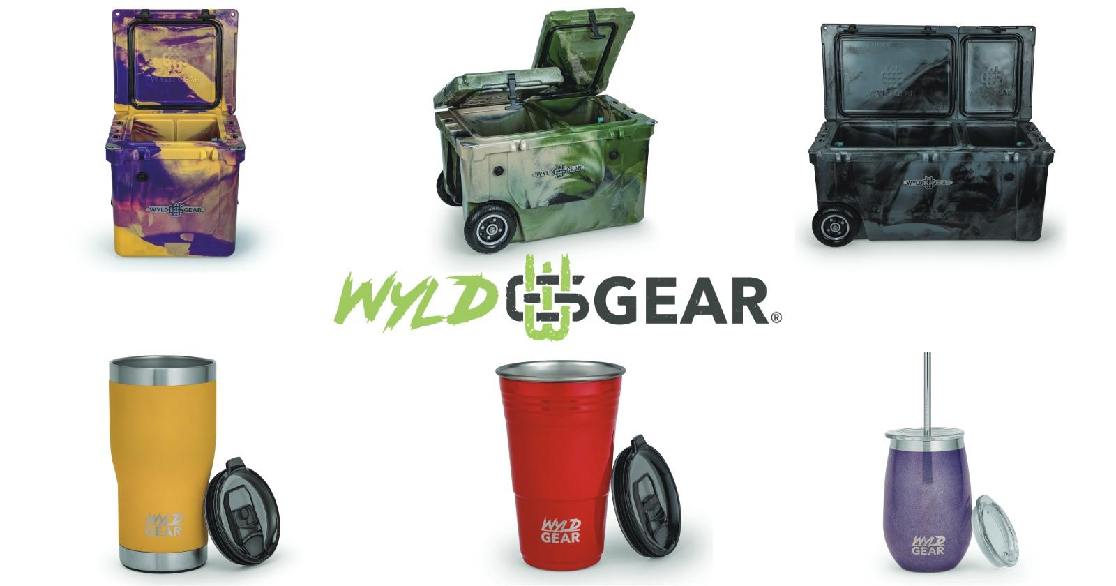 アウトドア大国アメリカ発ブランド「WYLD GEAR」が今夏日本初上陸!