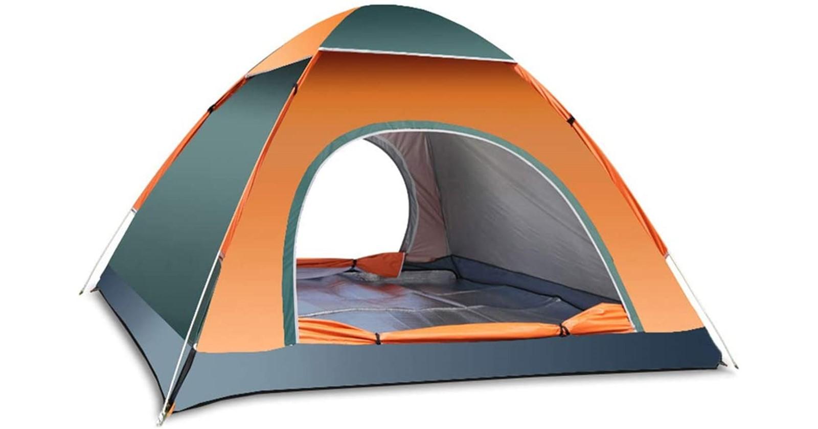 Amazonタイムセールで「テント」がとにかく安い!お買い得テントと共に夏のキャンプを楽しもう