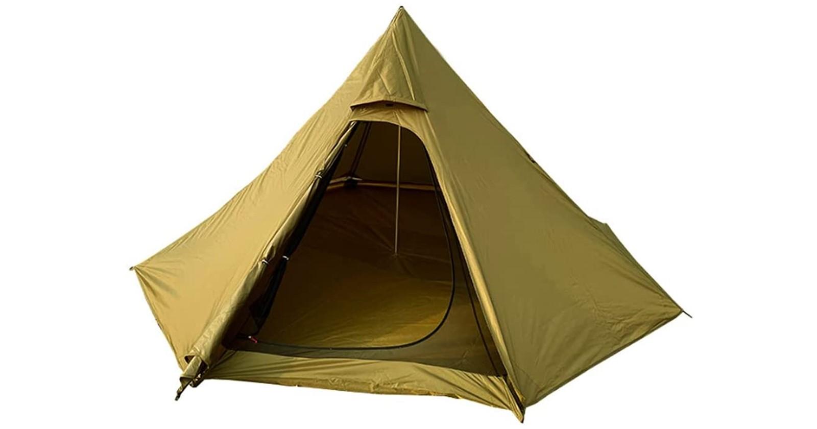 Amazonタイムセールでキャンプ用品が揃うかも!?テントやハンモックなどがお買い得