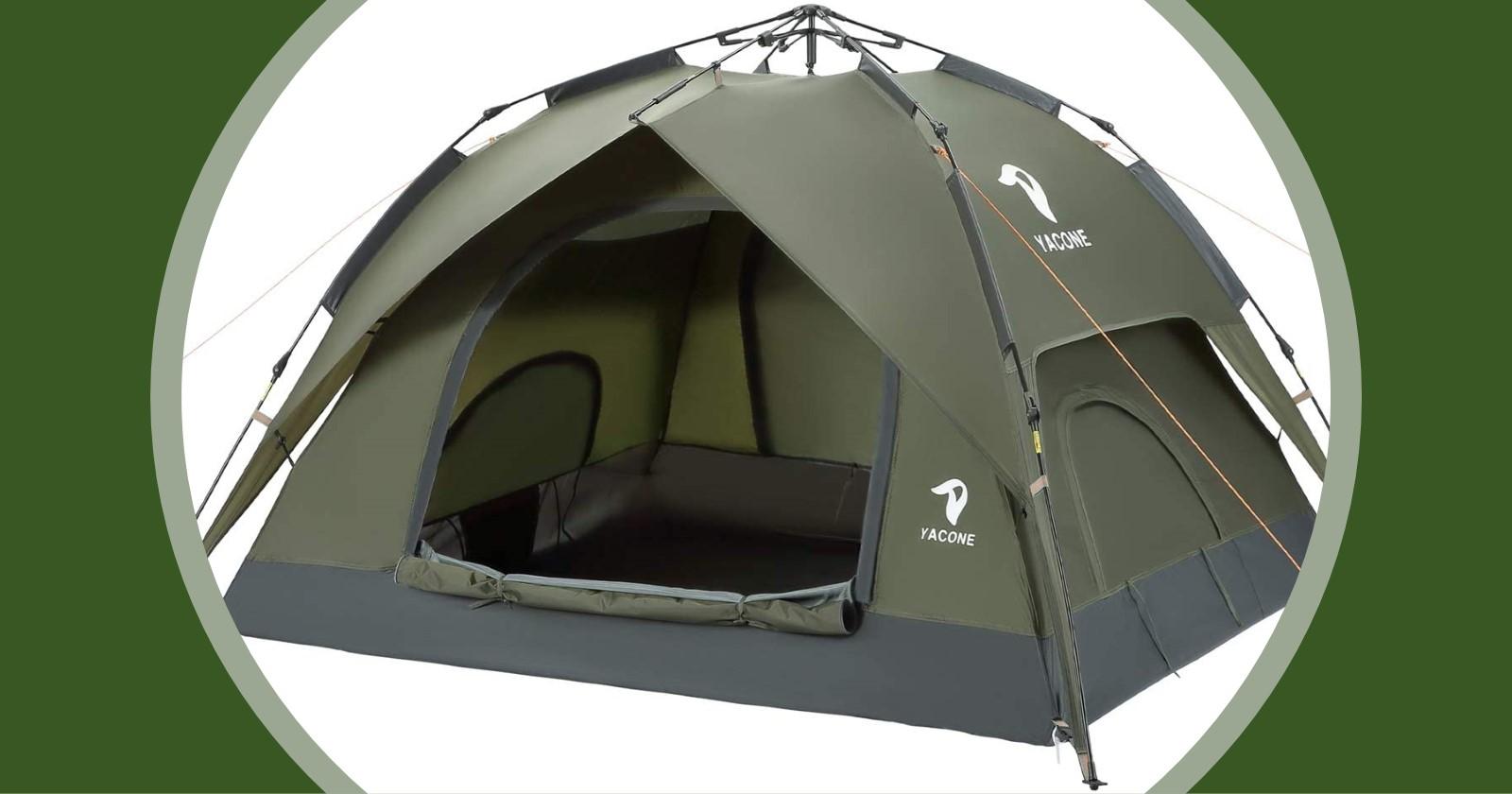 Amazonタイムセールでテントもタープもそれ以外のギアも安い!2021年7月27日のお買い得アイテム
