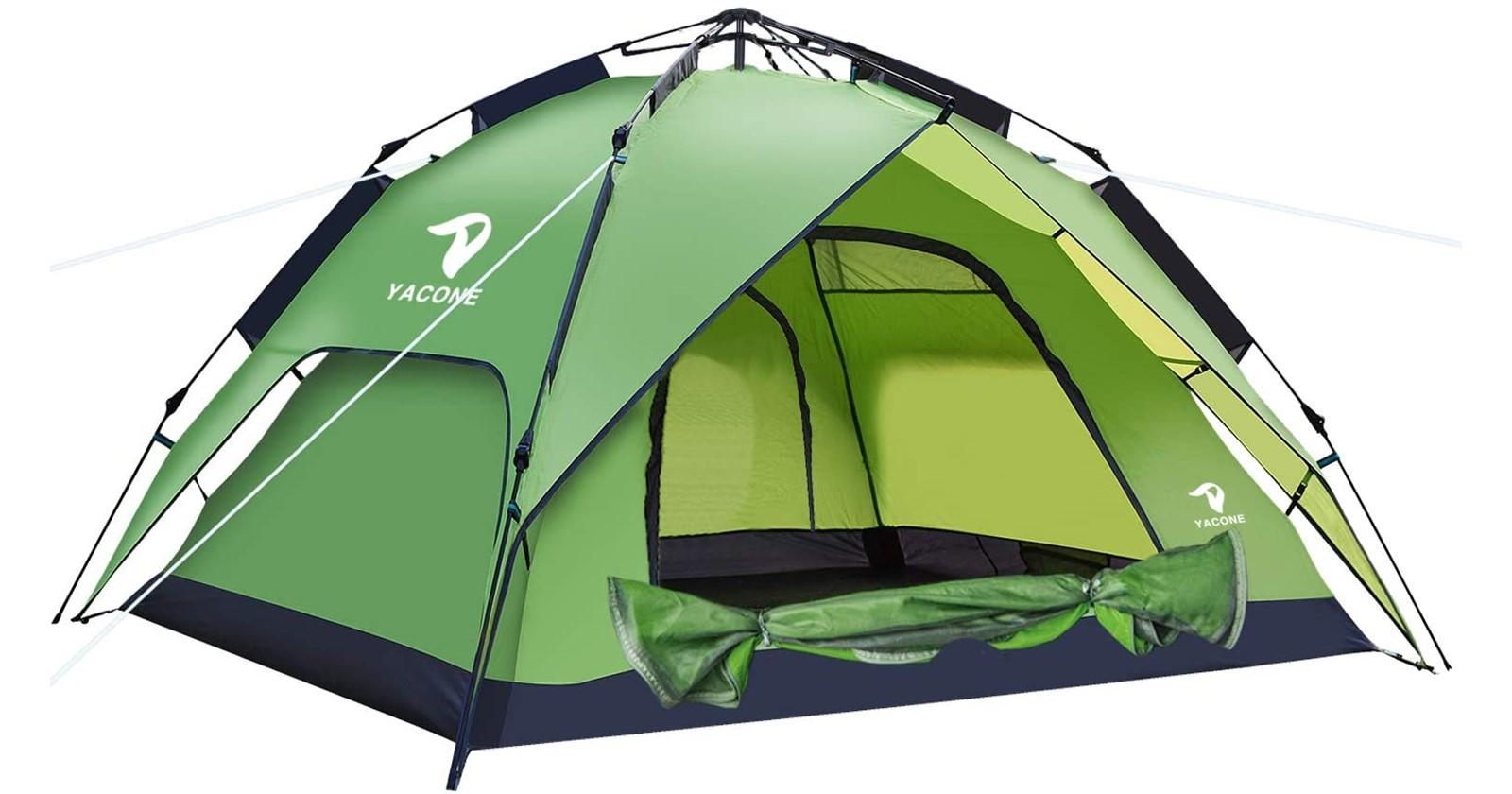 Amazonタイムセールで様々なテントが安い!夏の御天道様の日差しから守ってくれる御テント様を探そう