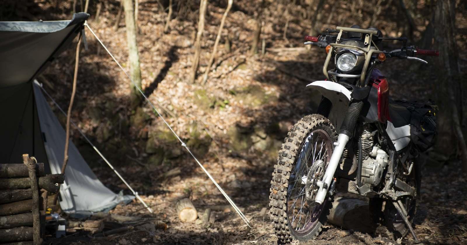 バイク乗りにおすすめ!バイクで乗り入れできる関東のキャンプ場9選
