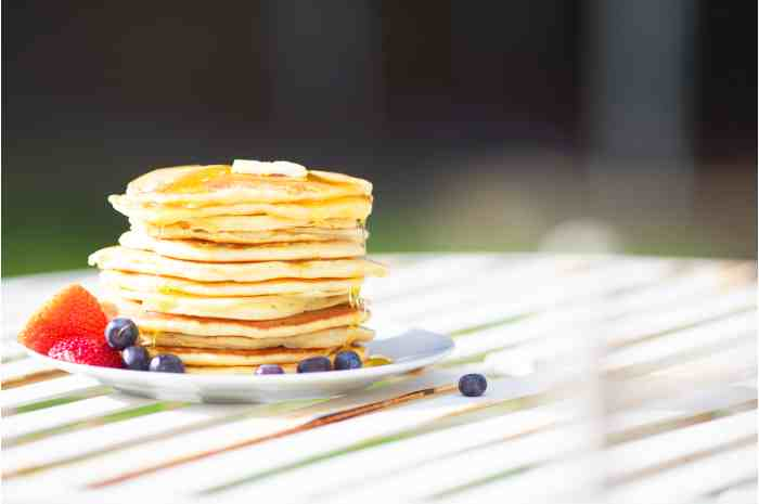 Hot cakes that everyone can enjoy making