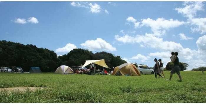 成田ゆめ牧場ファミリーオートキャンプ場(千葉)