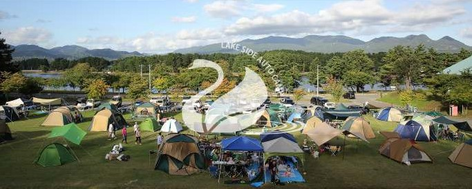 サンビレッジ徳良湖オートキャンプ場(山形)